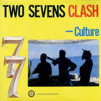 CULTURE Two Sevens Clash VINYL LP