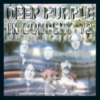 DEEP PURPLE - In Concert '72 CD 2012 Mix