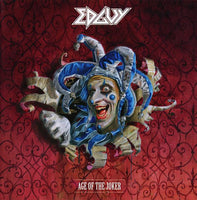 EDGUY - Age Of The Joker CD