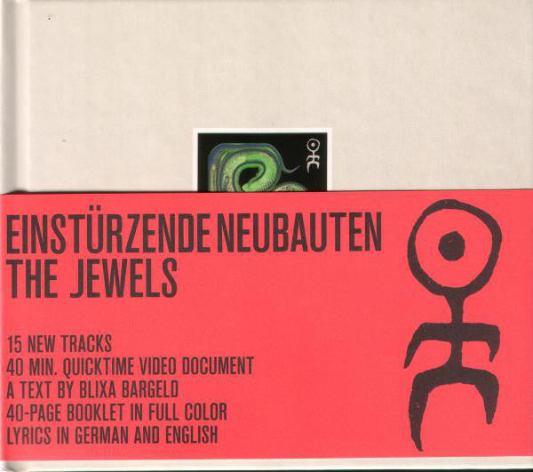 Einstürzende Neubauten ‎– The Jewels CD