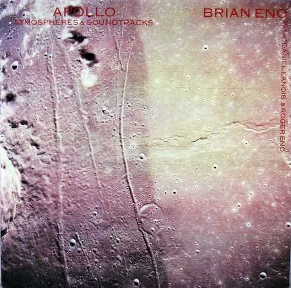 BRIAN ENO - Apollo - Atmospheres & Soundtracks CD