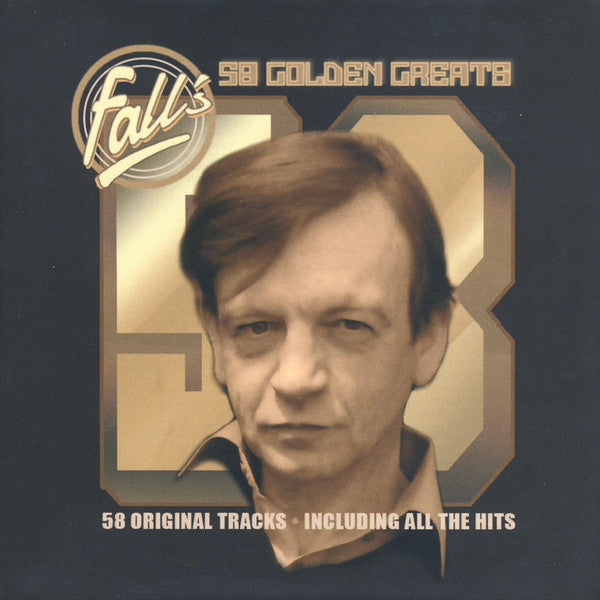 THE FALL 58 Golden Greats 3CD Box Set