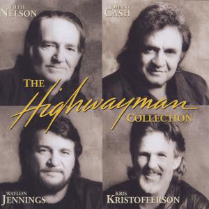 Cash/Jennings/Kristofferson/Nelson - Highwayman Collection CD