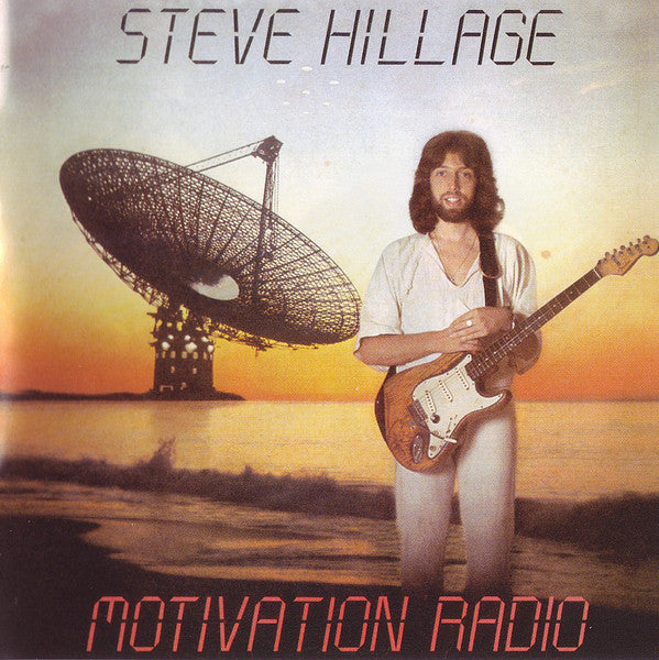STEVE HILLAGE Motivation Radio CD