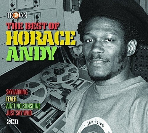 HORACE ANDY - The Best Of Horace Andy 2CD