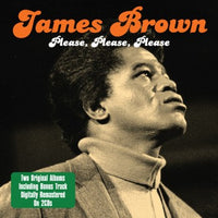 JAMES BROWN Please Please Please 2CD