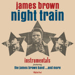 JAMES BROWN - Night Train RED VINYL LP