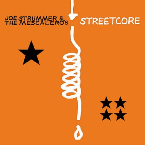JOE STRUMMER & THE MESCALEROS - Streetcore CD Bonus Live Tracks