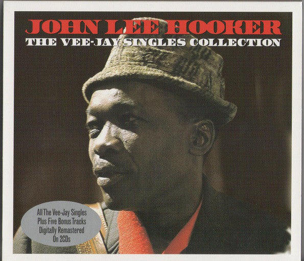 JOHN LEE HOOKER The Vee-Jay Singles Collection 2CD