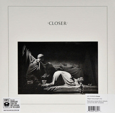JOY DIVISION Closer VINYL LP