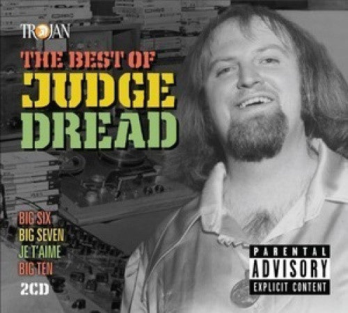 JUDGE DREAD - The Best Of Judge Dread 2CD