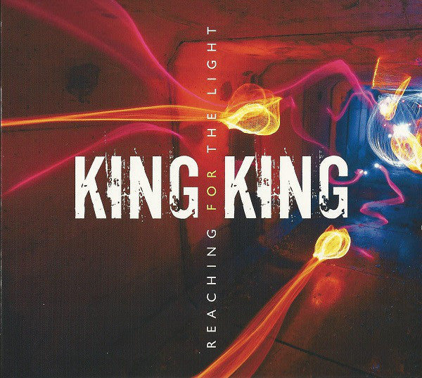 KING KING - Reaching The Light CD