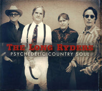 THE LONG RYDERS - Psychedelic Country Soul CD