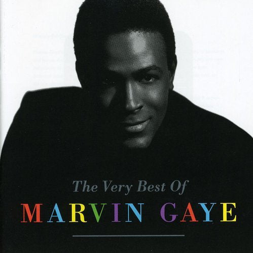 MARVIN GAYE The Very Best Of CD