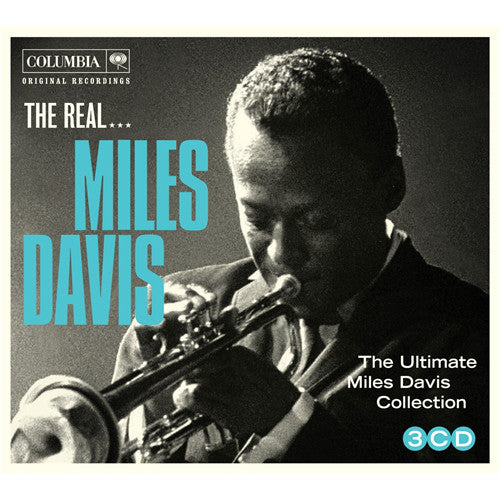 MILES DAVIS The Real... 3CD