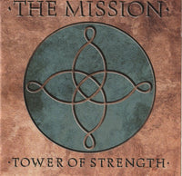 THE MISSION - Tower Of Strength CD