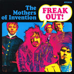 THE MOTHERS OF INVENTION - Freak Out! CD