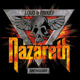 NAZARETH - Loud & Proud! Anthology 3CD