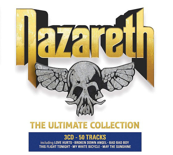 NAZARETH The Ultimate Collection 3CD set
