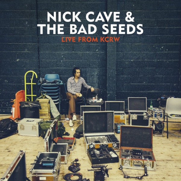 NICK CAVE AND THE BAD SEEDS - Live From KCRW CD