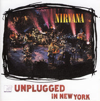 NIRVANA MTV Unplugged In New York CD