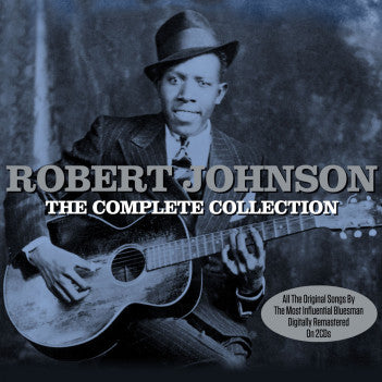 ROBERT JOHNSON - The Complete Collection 2CD
