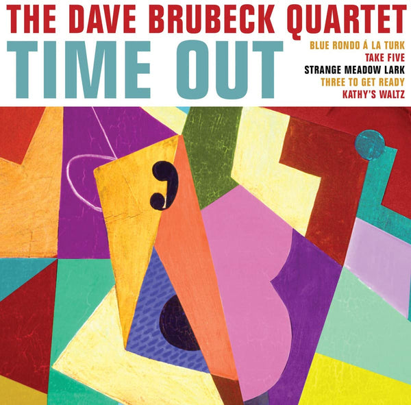 DAVE BRUBECK Time Out 2CD