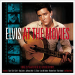 ELVIS PRESLEY Elvis At The Movies 2LP RED VINYL