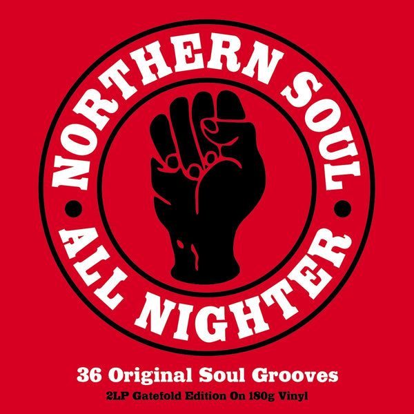Northern Soul All Nighter VINYL 2LP