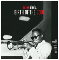 MILES DAVIS Birth Of The Cool VINYL LP