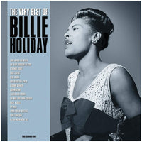 BILLIE HOLIDAY The Very Best of Billie Holiday BLUE VINYL LP