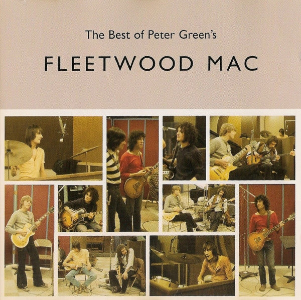 FLEETWOOD MAC The Best Of Peter Green's Fleetwood Mac CD