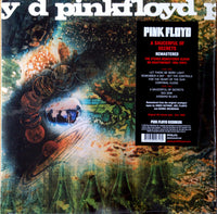 PINK FLOYD - A Saucerful Of Secrets VINYL LP