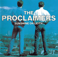 THE PROCLAIMERS Sunshine On Leith CD
