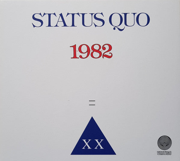 STATUS QUO 1+9+8+2 (1982) 2CD Deluxe Edition
