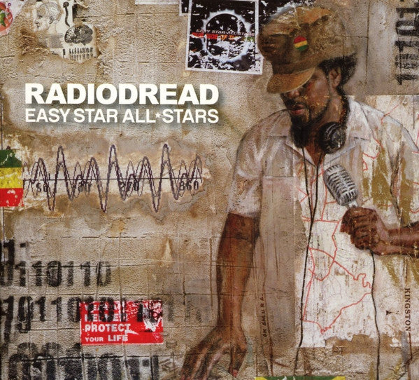EASY STAR ALL*STARS ‎– Radiodread CD