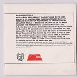 RADIOHEAD Optimistic 1-track PROMO CD