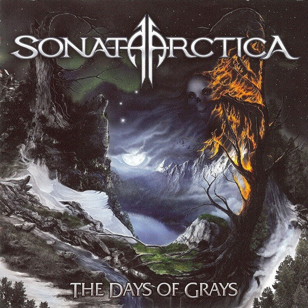 SONATA ARCTICA - The Days Of Grays CD