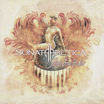 SONATA ARCTICA - Stones Grow Her Name CD