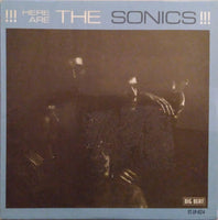 THE SONICS - Here Are The Sonics!!! CD