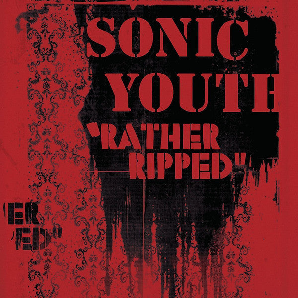 SONIC YOUTH - Rather Ripped VINYL LP