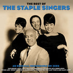 THE STAPLE SINGERS -The Best Of 2CD