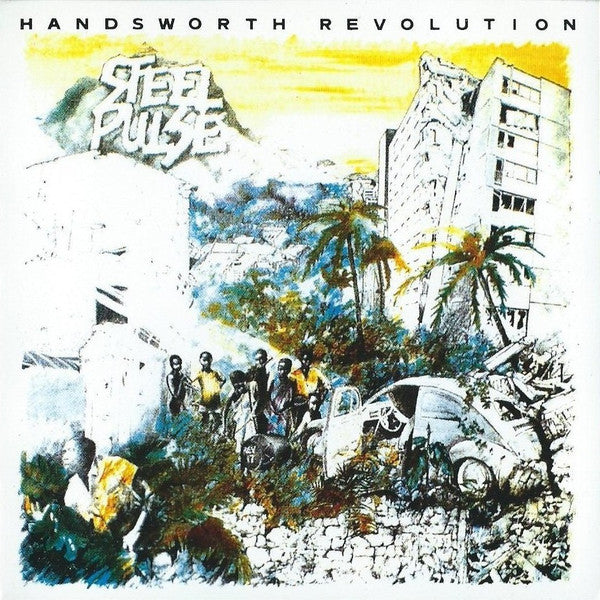 STEEL PULSE - Handsworth Revolution CD