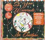 STEVE EARLE & THE DUKES - So You Wanna Be An Outlaw CD