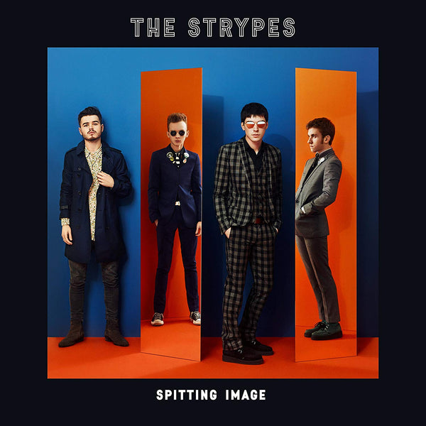 THE STRYPES - Spitting Image VINYL LP