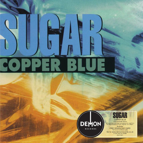 SUGAR - Copper Blue VINYL LP