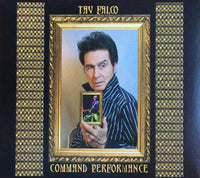 TAV FALCO & PANTHER BURNS Command Performance CD