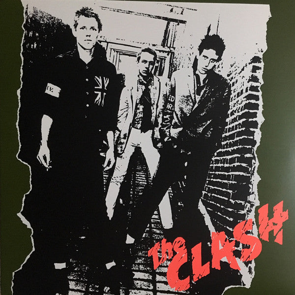 THE CLASH The Clash VINYL LP