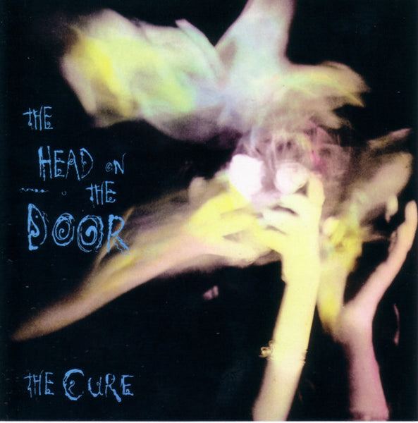 THE CURE - The Head On The Door CD