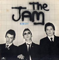 THE JAM - In The City VINYL LP
